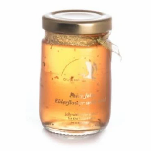 Fairy Jelly : Elderflower with Gold from Ouse Valley Foods