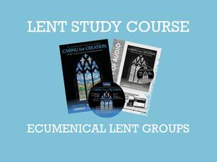 Lent Study Course