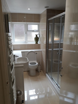Buxted Bathroom - After