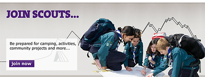 Join East Sussex Scouts
