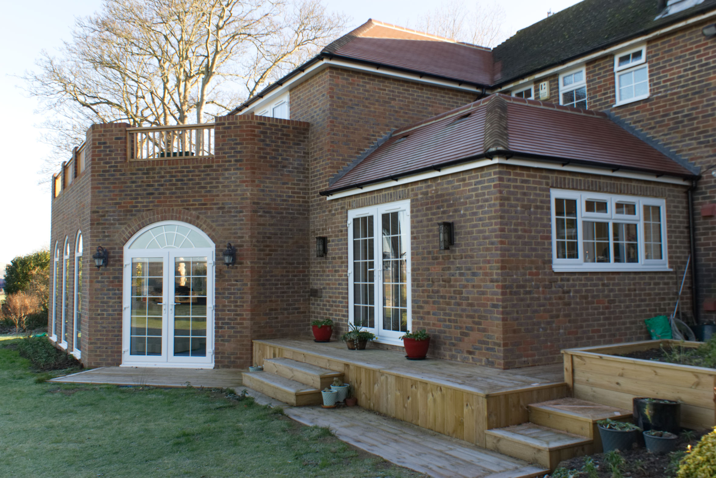 Rear extension, Lewes area