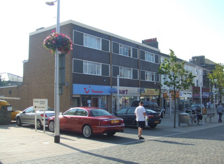 Retail Parade sold in Lowestoft