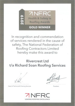 Health & Safety - NFRC 2019