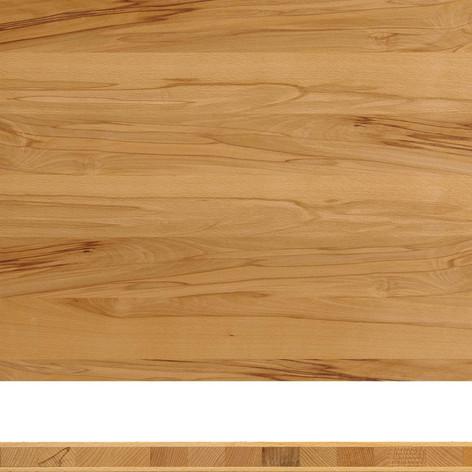 ALFA 3-LAYER WOOD PANELS - STEAMED BEECH HEART