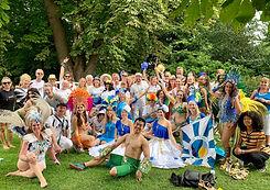 Pride 2019 - Brighton School of Samba