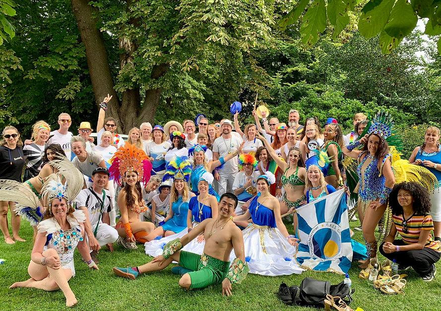 Brighton School of Samba