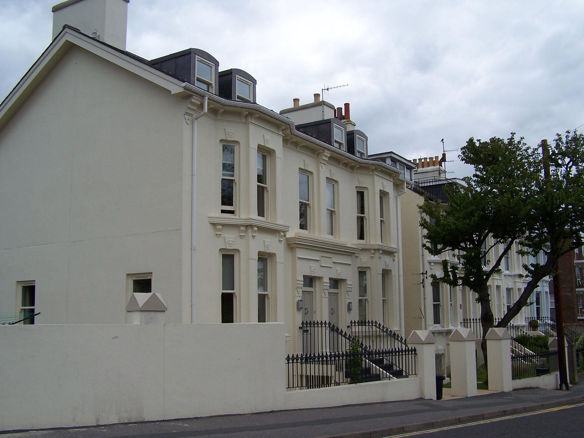 Priory Villas