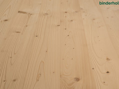 BINDERHOLZ 3-PLY SPRUCE BRUSHED ONE SIDE