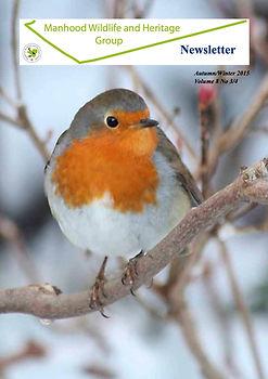 MWHG Newsletter Autumn/Winter 2015