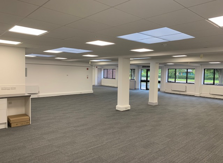 Refurbished Offices To Let, Lloyds Court Crawley