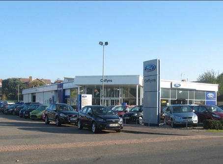 Purchase of Brighton Volvo and Ford Car Dealership