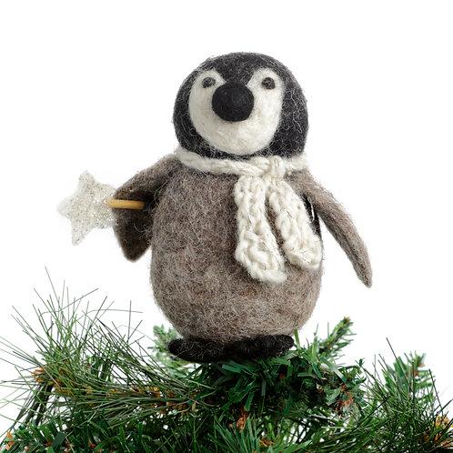 Baby Penguin Tree Topper