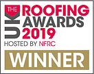 Richard Soan Roofing Services - 2019 UK Roofing Awards winner