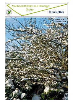 MWHG Newsletter Winter 2014