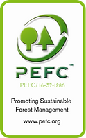 Nordcell are a PEFC member and hold full certification