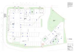Belvedere, ground floor plan