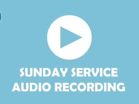 Service - Sunday 27th December, St John the Evangelist