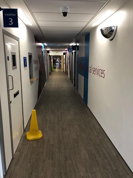 Celltarga Planned Maintenance - Queen Victoria Hospital