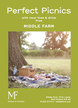 Middle Farm - supporting the 2021 Villages Music Festival