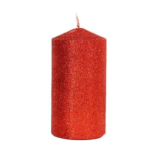 Large Red Candle