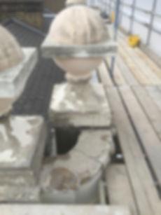 Celltarga external refurbishment case study