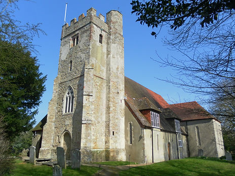 Church of St Mary Our Lady, Sidlesham