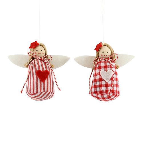 Fabric Fairy Decoration