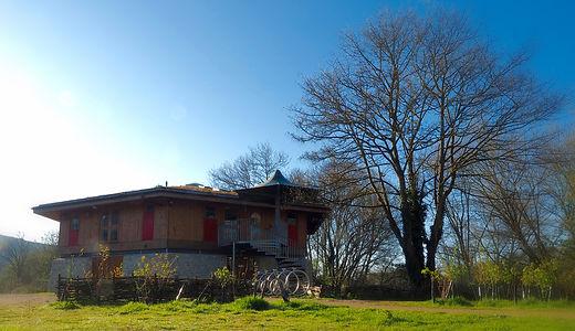 The Linklater Pavilion, Railway Land Wildlife Trust, Lewes