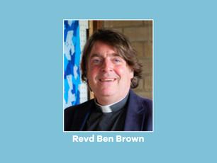 New Rector - The Revd Ben Brown