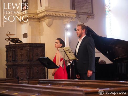 Lorena Paz Nieto and Julien van Mellaerts