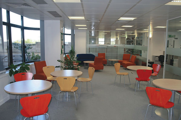 Celltarga Fit-out Cat A & B - The Adelphi