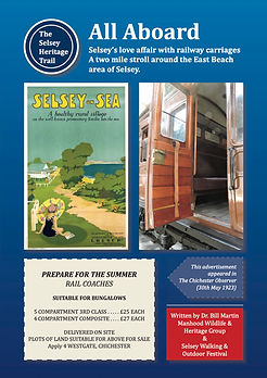 Nature and Heritage Walks: All Aboard