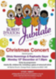 Robert Poulton Foundation Christmas Concert 2016