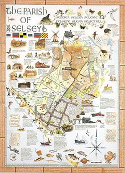 Selsey Parish Map