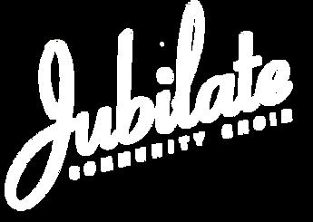 Jubilate Community Choir. The Robert Poulton Foundation