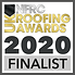 UK Roofing Awards 2020 Finanlist