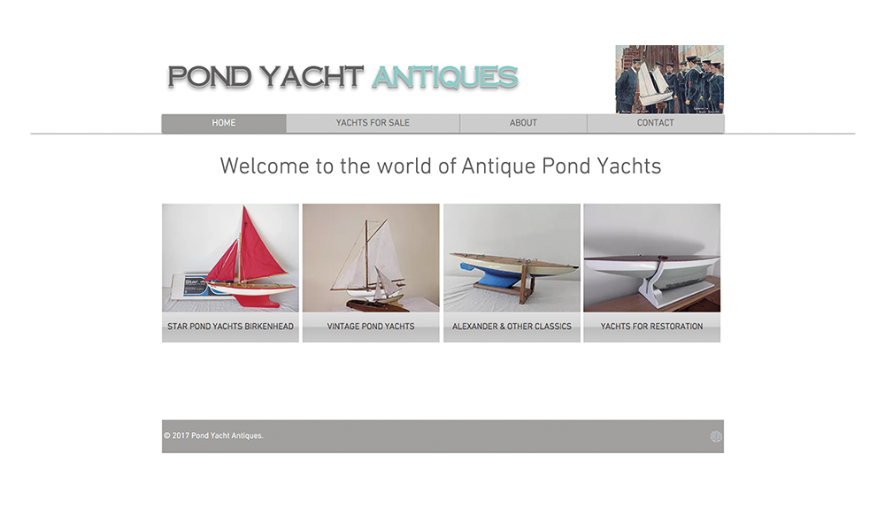 Pond Yacht Antiques | Boats for Restoration
