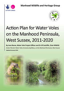 Action Plan for Water Voles 2011-2020