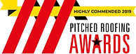 Commended - 2019 Pitched Roof Awards