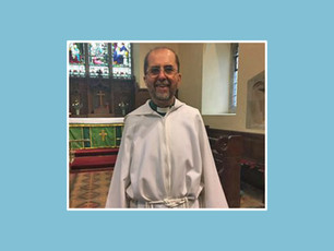 Rector, Reverend Canon Richard Moatt retires