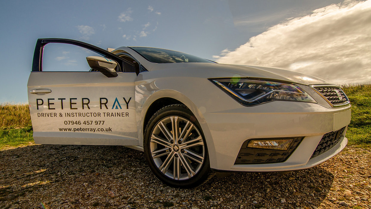 Peter Ray - Driver & Instructor Trainer