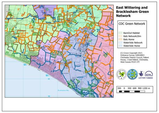 East Wittering & Bracklesham Green Network