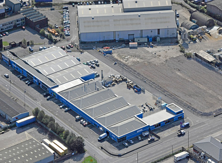 Rising Industrial Rents at Third Way Corner, Avonmouth