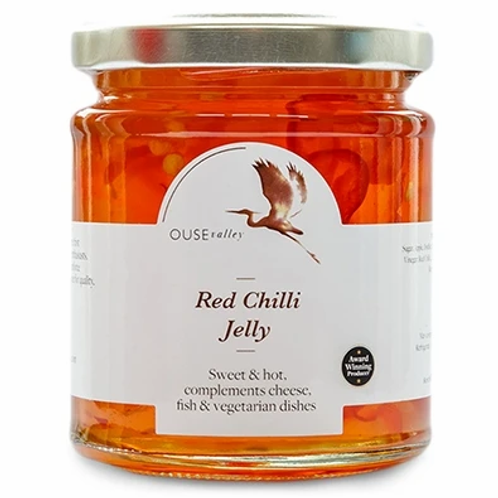Red Chilli Jelly from Ouse Valley Foods