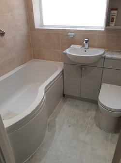 Compact Bathroom - After