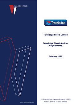 Travelodge Outline Requirements Feb 2020