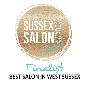 We're up for an award: Best Salon in West Sussex!