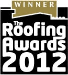 2012 Roofing Awards Winner