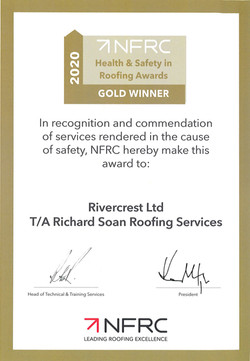 Health & Safety - NFRC 2020
