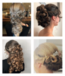 Samantha Elizabeth wedding hair